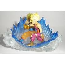 Anime Dragon Ball Figura Diorama Goku Gohan Juguete