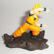 Anime Dragon Ball Figura Goku Fusion Juguete