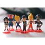Figuras Dragon Ball Z (segundo Pack De 6 Figuras)