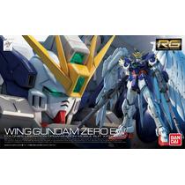 Wing Gundam Zero Ew Rg Bandai 1/144