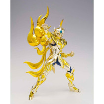 Figura Aioria De Leo God Cloth Saint Cloth Myth Ex Con Extra