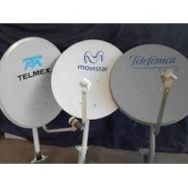Antenas Satelitales Usadas. Claro/movistar. Lnb Single Nuevo