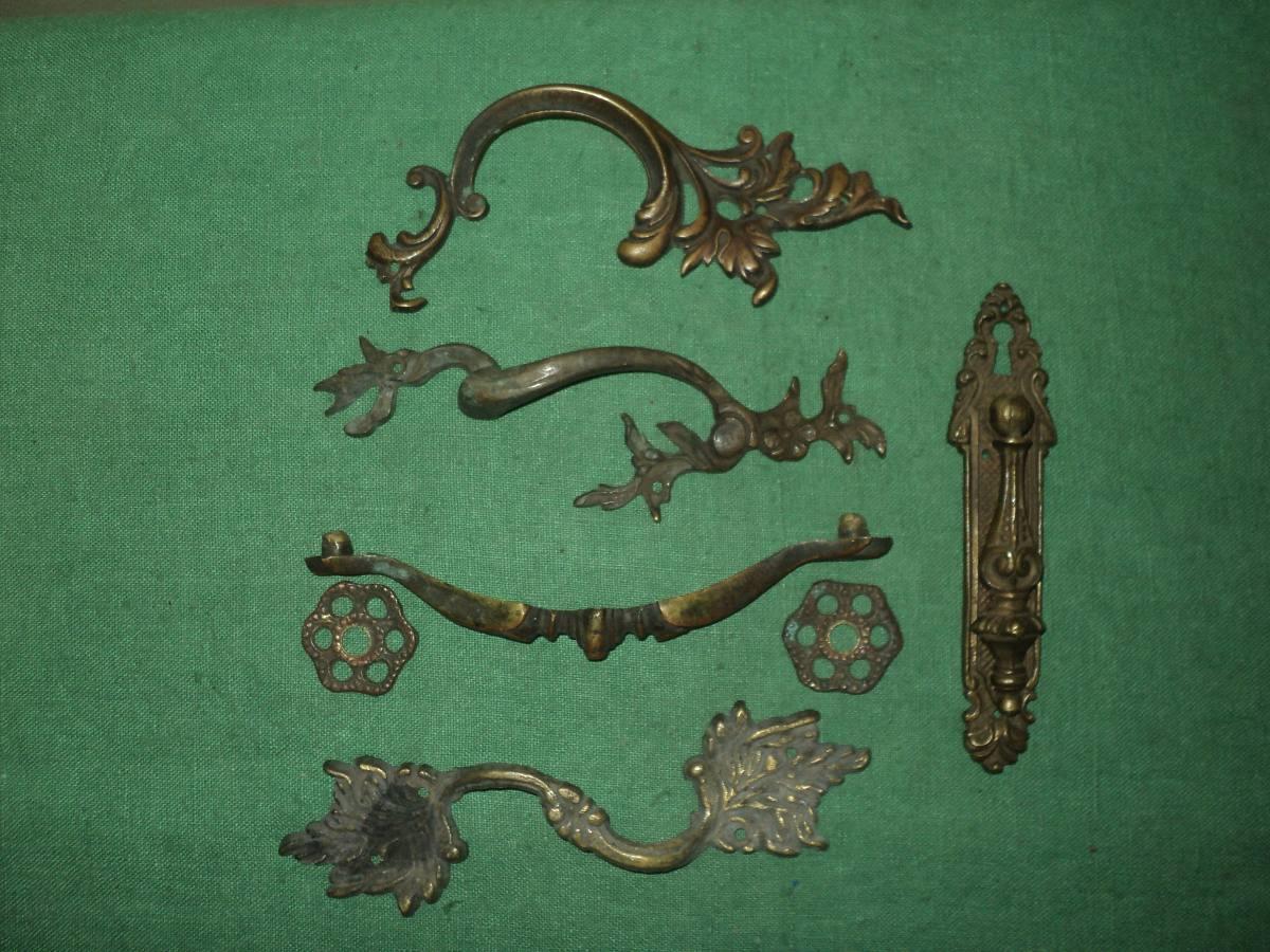 Tiradores De Muebles Antiguos Finest Antiguos Herrajes Tiradores  ~ Tiradores Para Cajones Antiguos