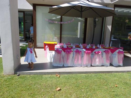 Arriendo Mobiliario Infantil Sillas Mesas Candybar Quilicura