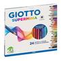 Lapices Colores Giotto - Set 36 Colores (no Faber Castell)