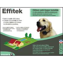 Cerco Eléctrico Antifuga Dynavet Con Collar Para Perros