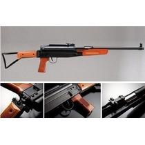 Rifle A Postones Ak-47+3 Dianas+100 Postones Nuevo Embalado