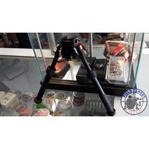 Bipode Atlas Para Pcp Airsoft Carabina Rifles Fusil