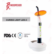 Lampara Fotocurado Led Inalambrica, Woodpecker Led C, Nueva