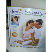 Summer Heart To Heart Monitor Latidos Escucha A Tu Bebe