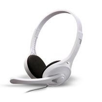 Audifono Headset Miniplug Edifier K550 Blanco