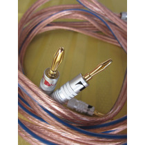 Cable Parlante 12 Awg Con Nakamichi (technics, Pioneer, Polk