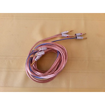 Cable Parlante 12 Awg Con Nakamichi (technics, Pioneer, Polk