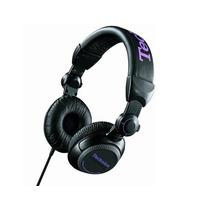 Technics Rp-dj1200e-k Negro Dj Auriculares Profesionales
