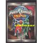 Agenda Archivos Secretos 2007 Power Rangers Con Stickers