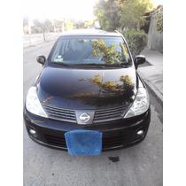 Colectivo Nissan Tiida 1.6, 2011