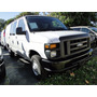 Furgón (van) Ford Ecoline E150 Año 2012