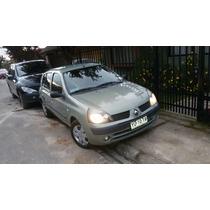 Renault Clio 2005 En Excelentes Condiciones Y A Toda Prueba