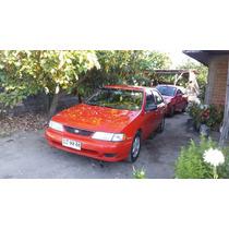 Auto Nissan Sentra 2 Plus Xe Año 1999