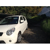Vendo Kia Morning 2008 Impecable