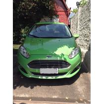 Ford Fiesta Titanium - Verde - Motor 1.6 - Full Equipo