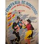 Antiguo Banderín Cuerpo De Bomberos 4a Compañía De Arica