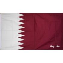 Bandera Qatar Regalo 150cm X 90cm