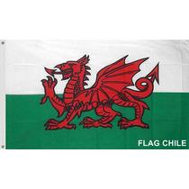 Bandera Gales Excelente Regalo 150cm X 90cm