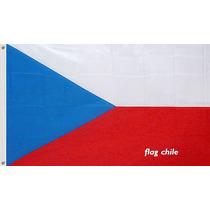 Bandera Republica Checa Excelente Regalo 150cm X 90cm
