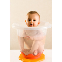 Banera Bebe Tummy Tub Imita Utero