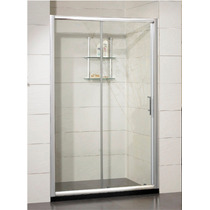 Mampara Vidrio Templado-shower Door- 1,4 X 1,9 Y 1,5 X 1,9