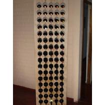 Cava Para Guardar Botellas De Vino,capacidad 80 Botellas.