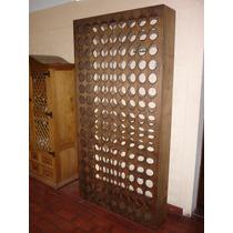 Cava Para Guardar Botellas De Vino,capacidad 144 Botellas.