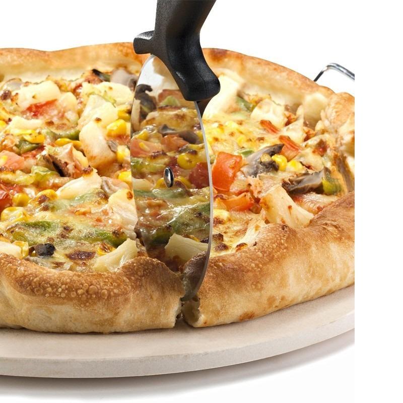 base piedra cortador pizza