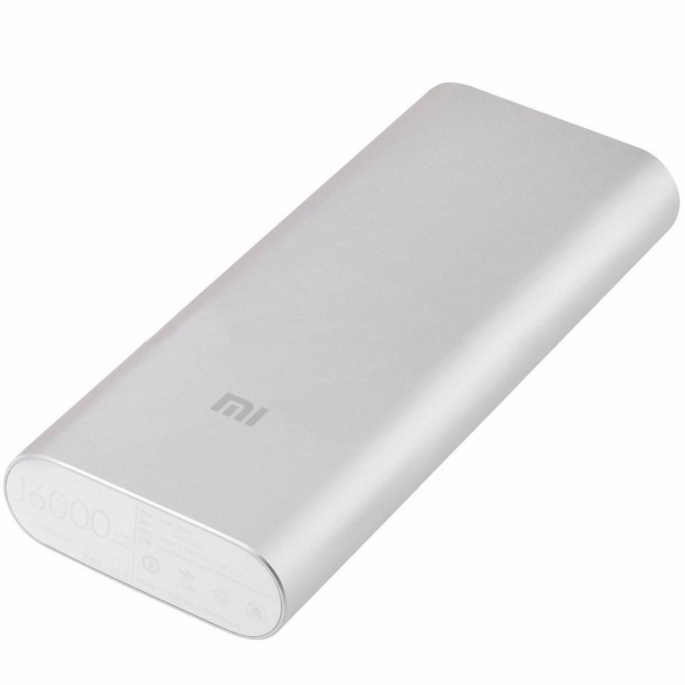 Bateria Externa Original Mi Xiaomi Powerbank 16000 Mah