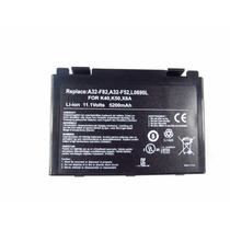 Bateria Asus Packard Bell K40 K50 K60 K70 P50 X60 X70 A32-f8