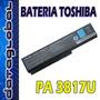 Bateria Para Toshiba Pa3817u P/ L600 15s