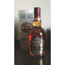 Whisky Chivas Regal 12 Años Nuevo Y Sellado