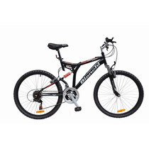 Bicicleta Mtb Bianchi Mountain Bike Pro 26 Dsx Negro