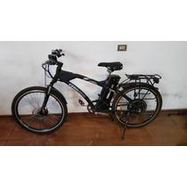 Bicicleta Eléctrica Cero Motors M900 Negra Matte Usada