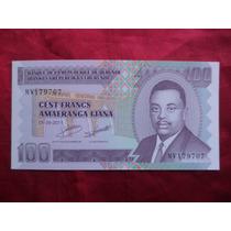 Burundi 100 Francos 2011