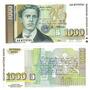 Bulgaria - Billete 1000 Levas 1994 - No Circulado!!!!
