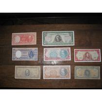 Billetes Chilenos Antiguos Casi Nuevos
