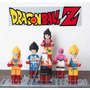 Figura Dragon Ball Compatible Con Lego