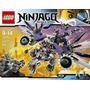 Lego Ninjago 70725, Nindroid Mechdragon