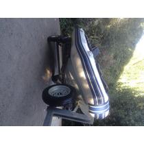 Bote Semirigido, Motor Tohatsu 30 Hp Mando Popero
