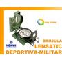 Brujula Militar Camping Deportes Montaña Topografica.