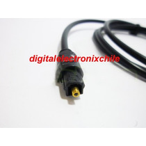 Cable Fibra Optica 1.2 Mts Calidad