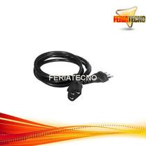 Cable De Poder Para Pc, 1,8 Metros
