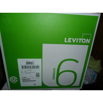 Cable Utp Categoria 6 Marca Leviton
